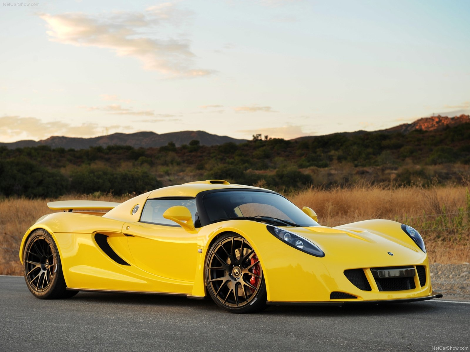 Hennessey Venom Gt Coupe 2017