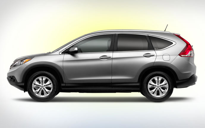 Honda CR-V Crossover 2012