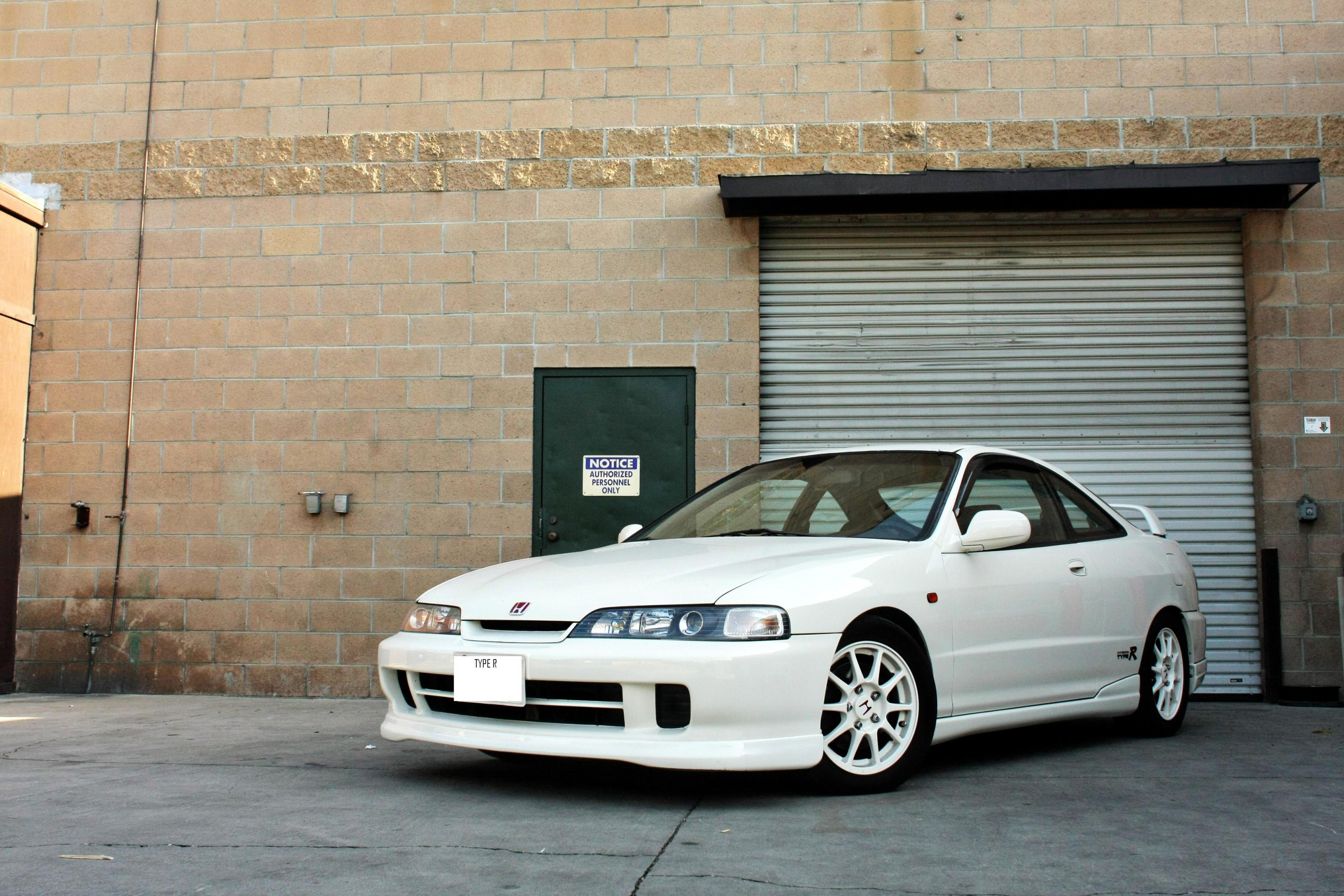 my perfect honda integra type-r. 3dtuning - probably the best car