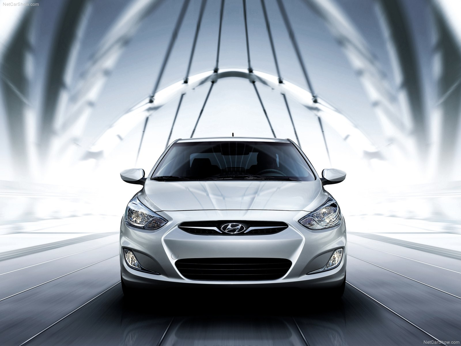 Hyundai Accent Sedan 2012