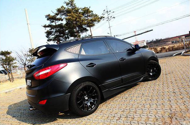 My perfect Hyundai IX35. 3DTuning - probably the best car ...
