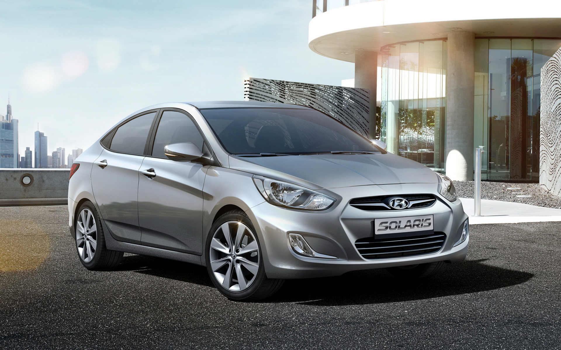 My Perfect Hyundai Solaris 3dtuning Probably The Best