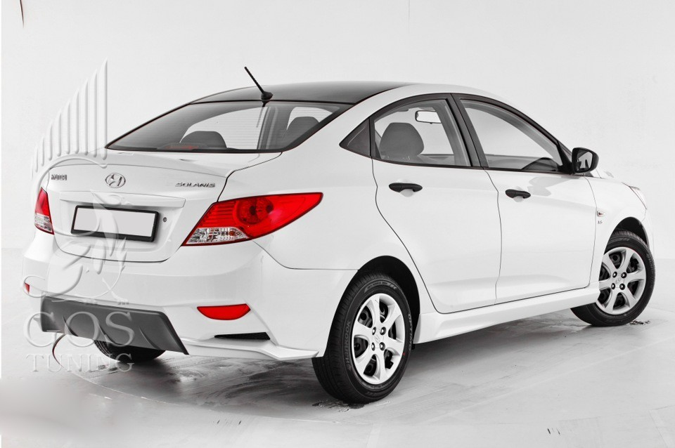 Hyundai Solaris Sedan 2011