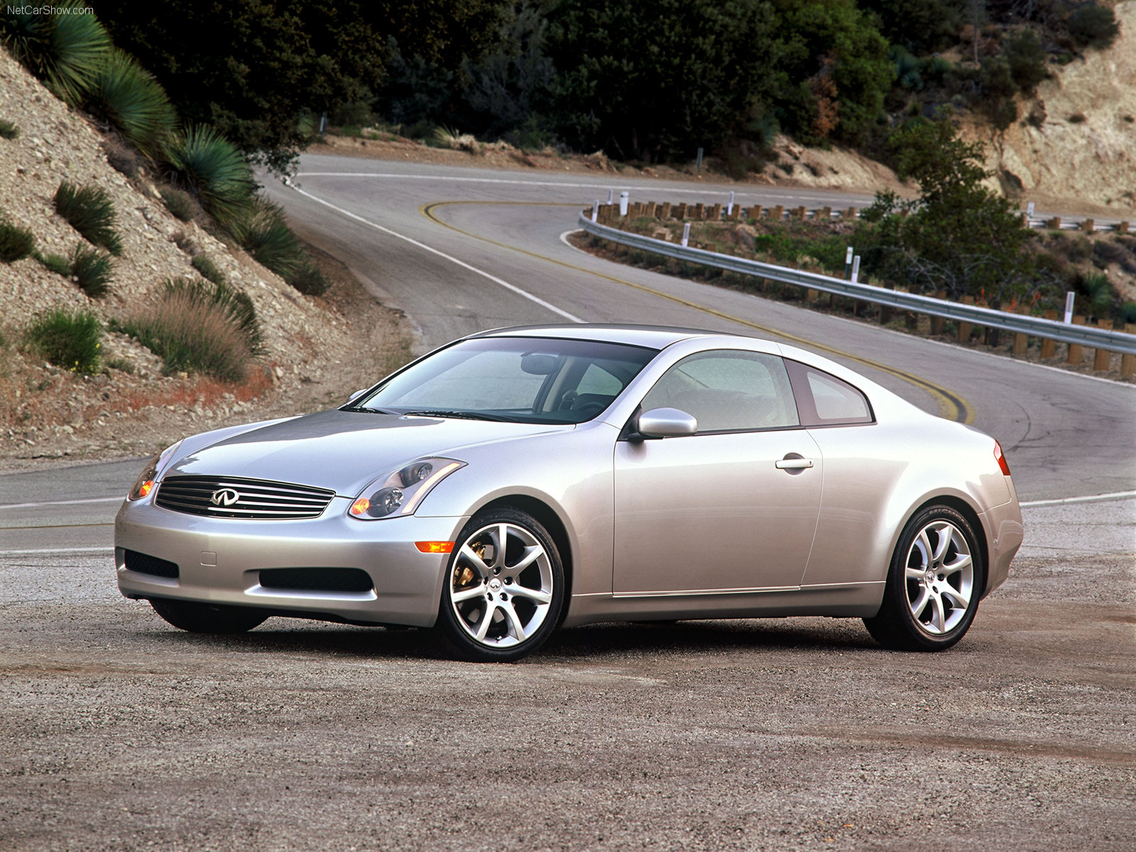 2003 Infiniti G35 Coupe >> My perfect Infiniti G35. 3DTuning - probably the best car configurator!