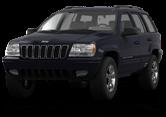 Jeep Grand Cherokee SUV 2001