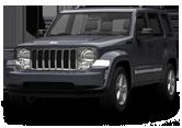 Jeep Liberty SUV 2008