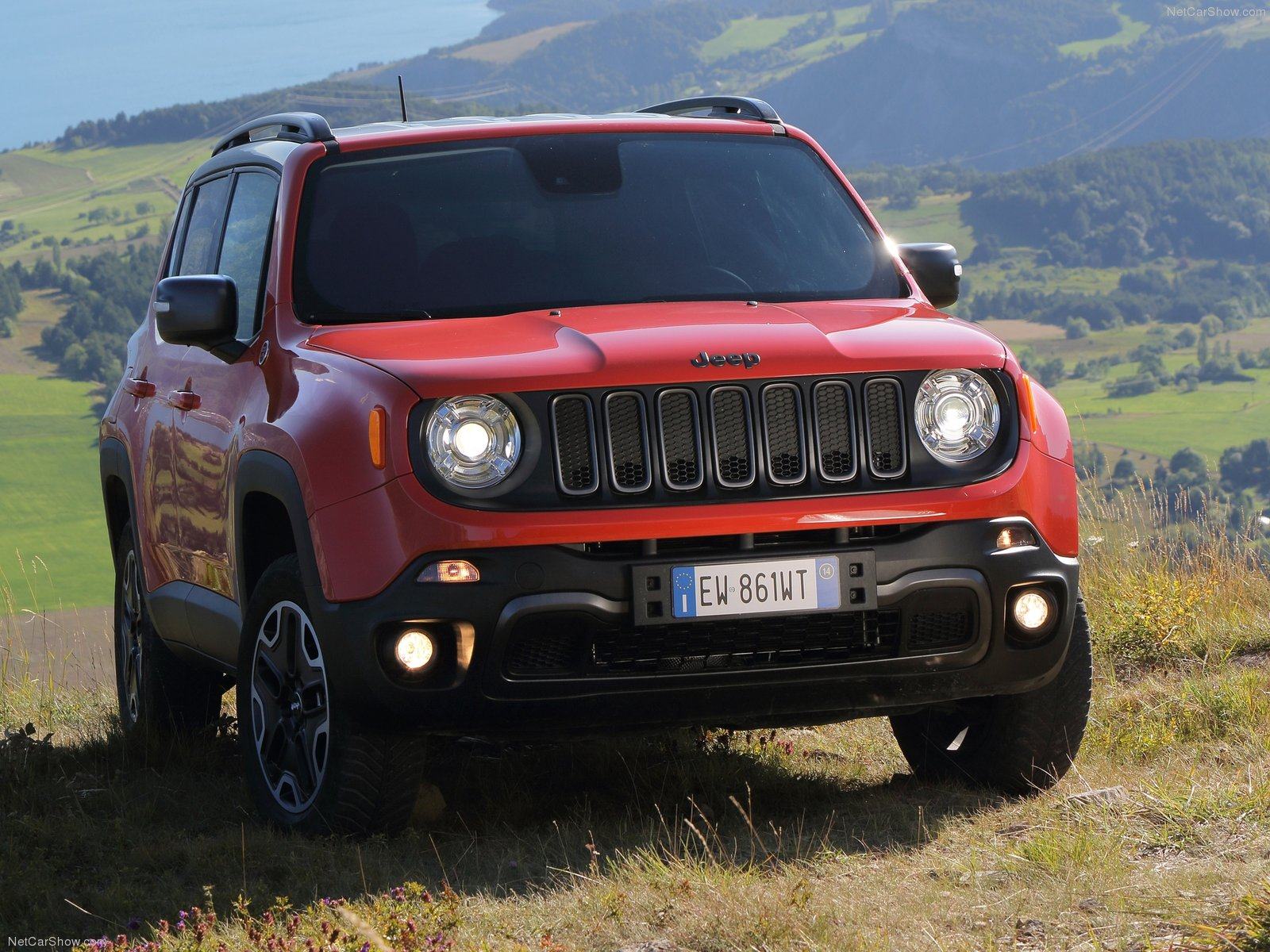 Jeep Renegade SUV 2015