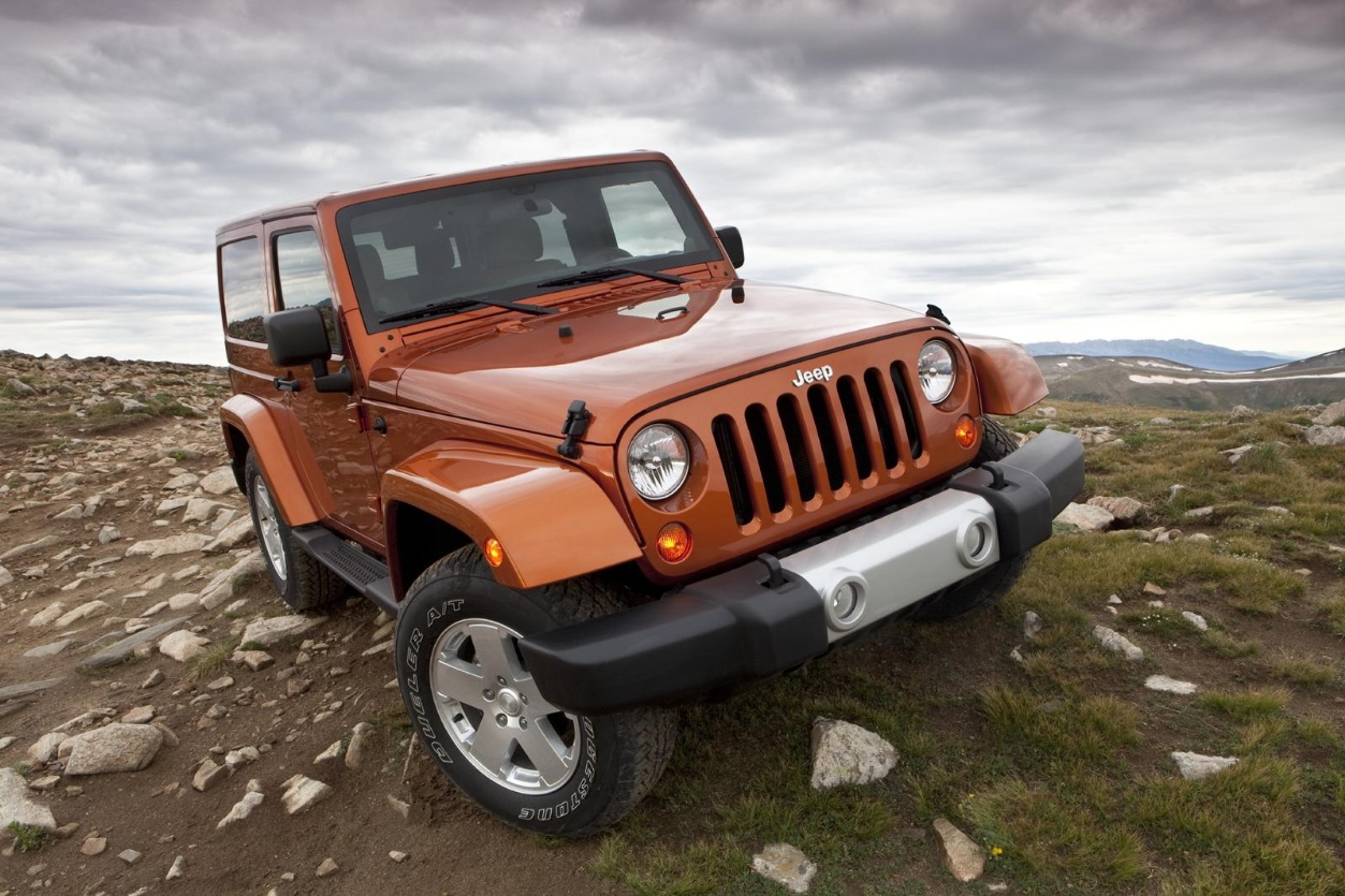 Jeep Wrangler Rubicon Convertible 2013
