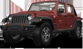 Jeep Wrangler Unlimited JK Rubicon Recon 4 Door SUV 2017