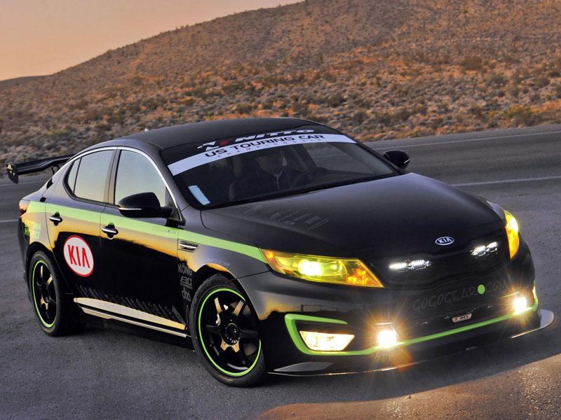 ... Kia Optima Sedan 2011