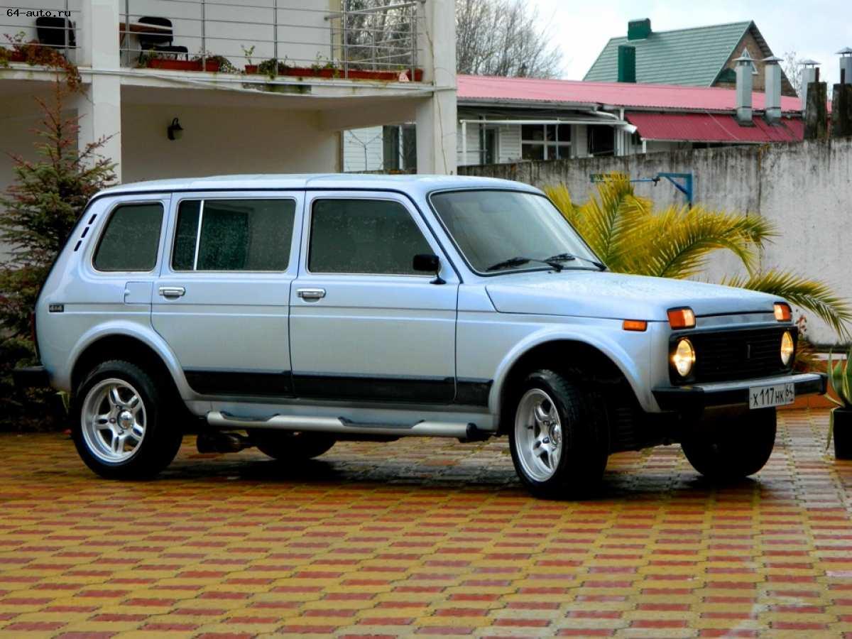 2001 Lada Niva 2131