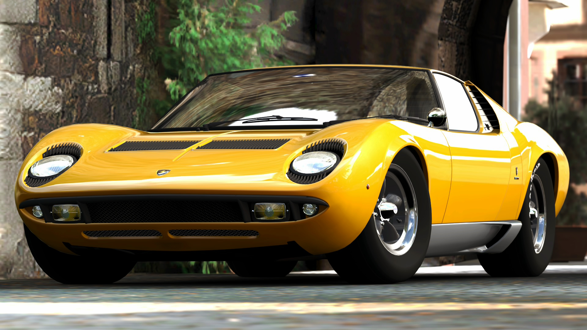 My Perfect Lamborghini Miura 3dtuning Probably The Best