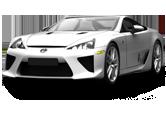 Lexus LFA Coupe 2011