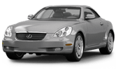 Lexus SC430 Coupe 2002