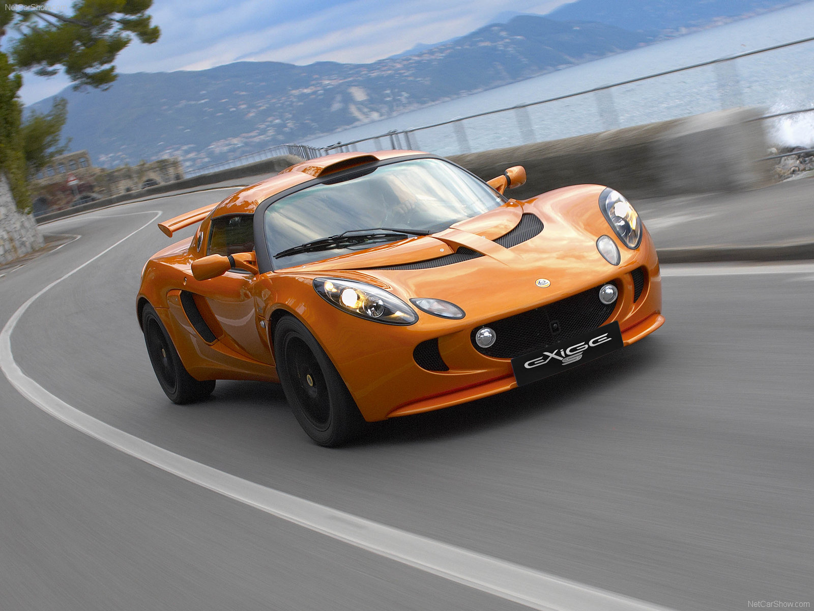 Lotus Exige Coupe 2007