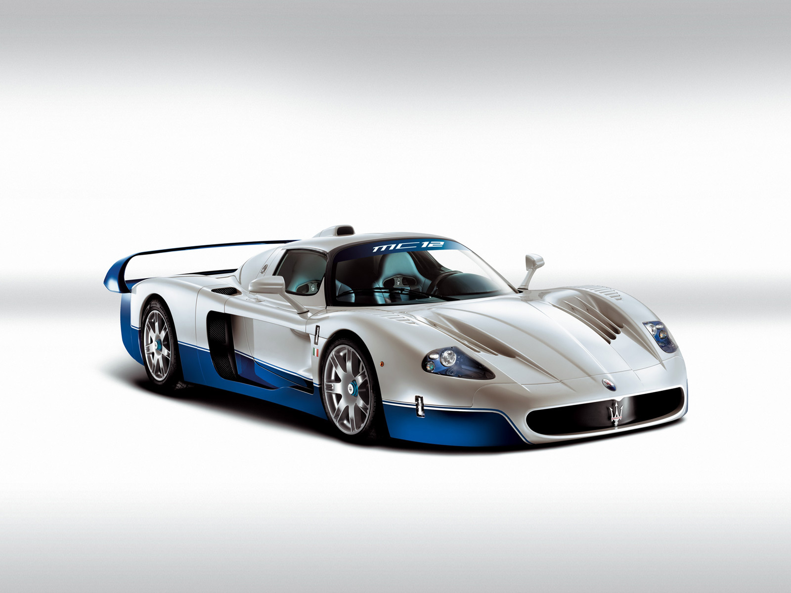 Maserati MC12 Coupe 2004