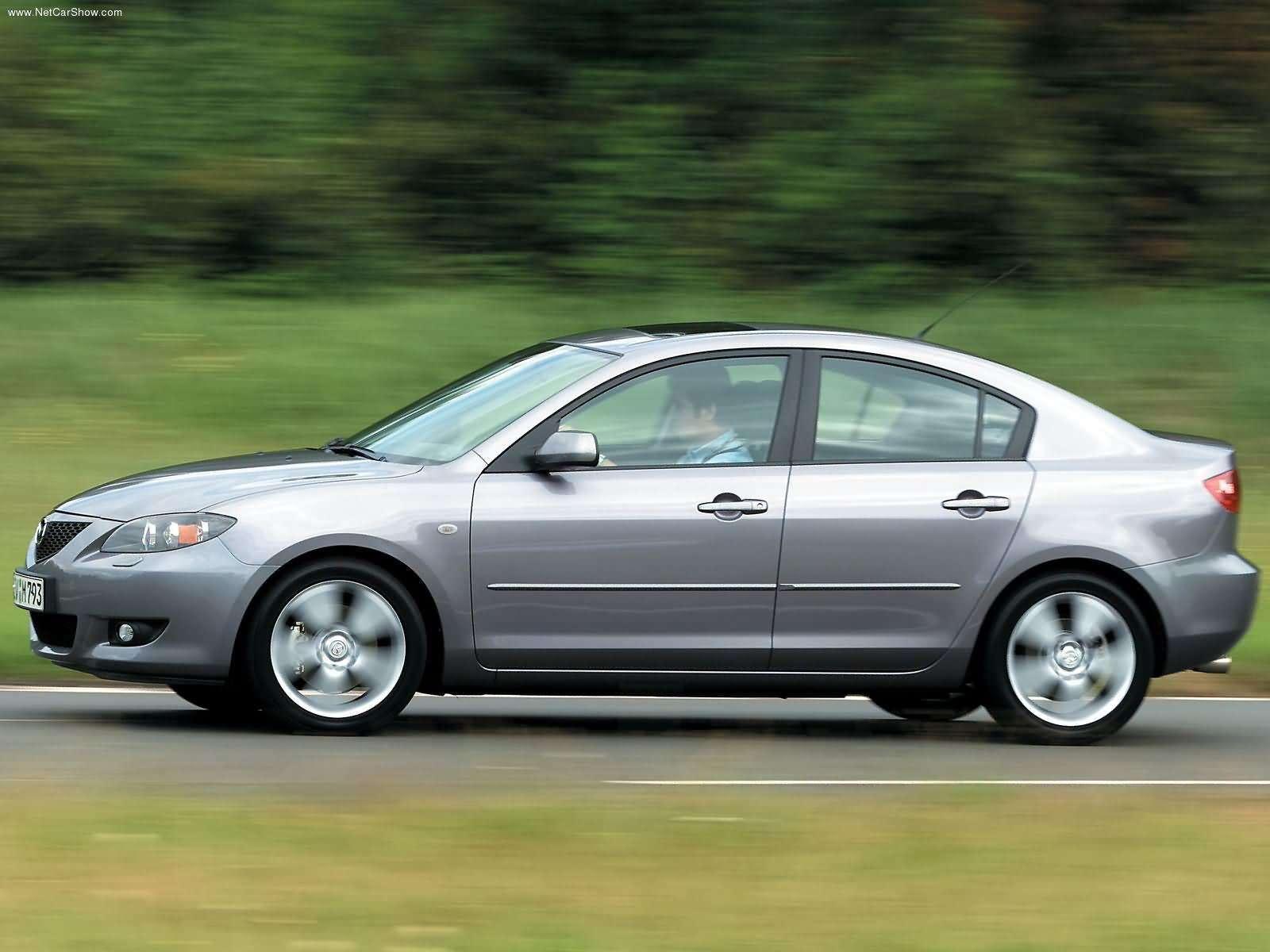 Kelebihan Mazda 3 2004 Top Model Tahun Ini