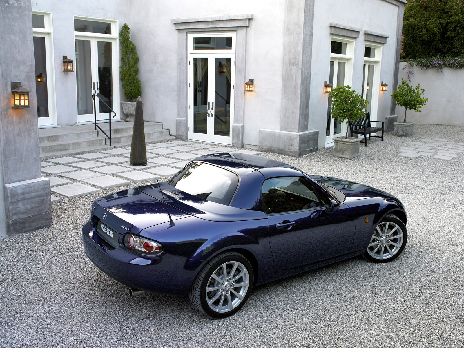 mazda mx 5 coupe 2005 5. Black Bedroom Furniture Sets. Home Design Ideas