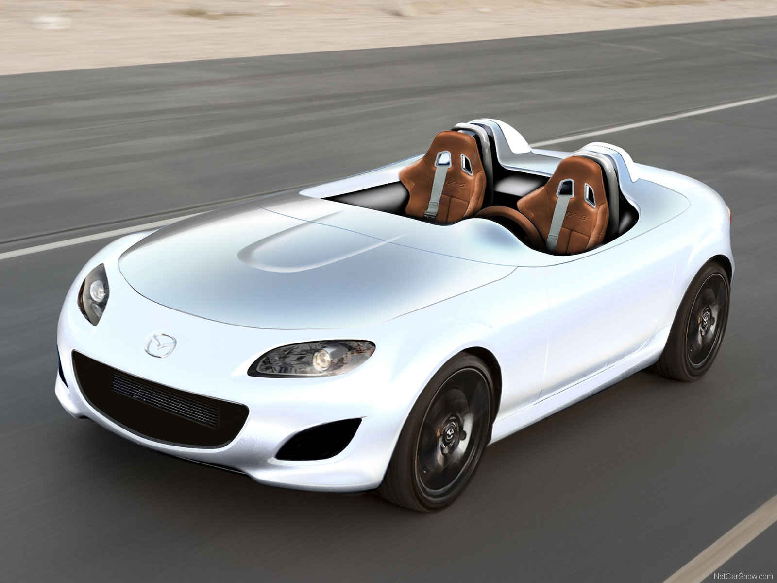 Mazda MX-5 Superlight Convertible 2010