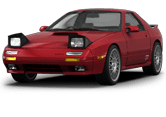 Mazda Savanna RX-7 Coupe 1990