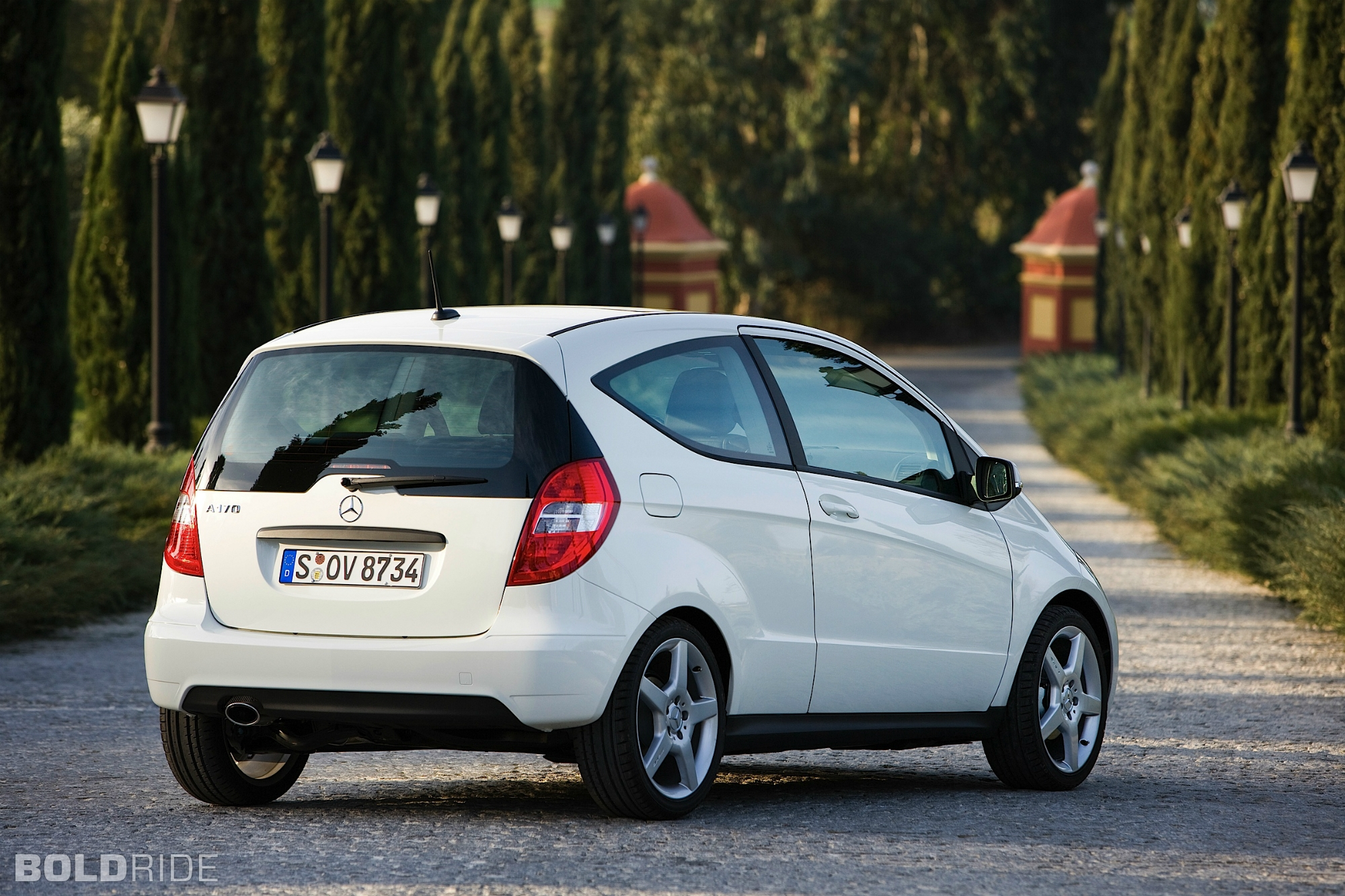 Mercedes A200 Turbo 3 Door 2010