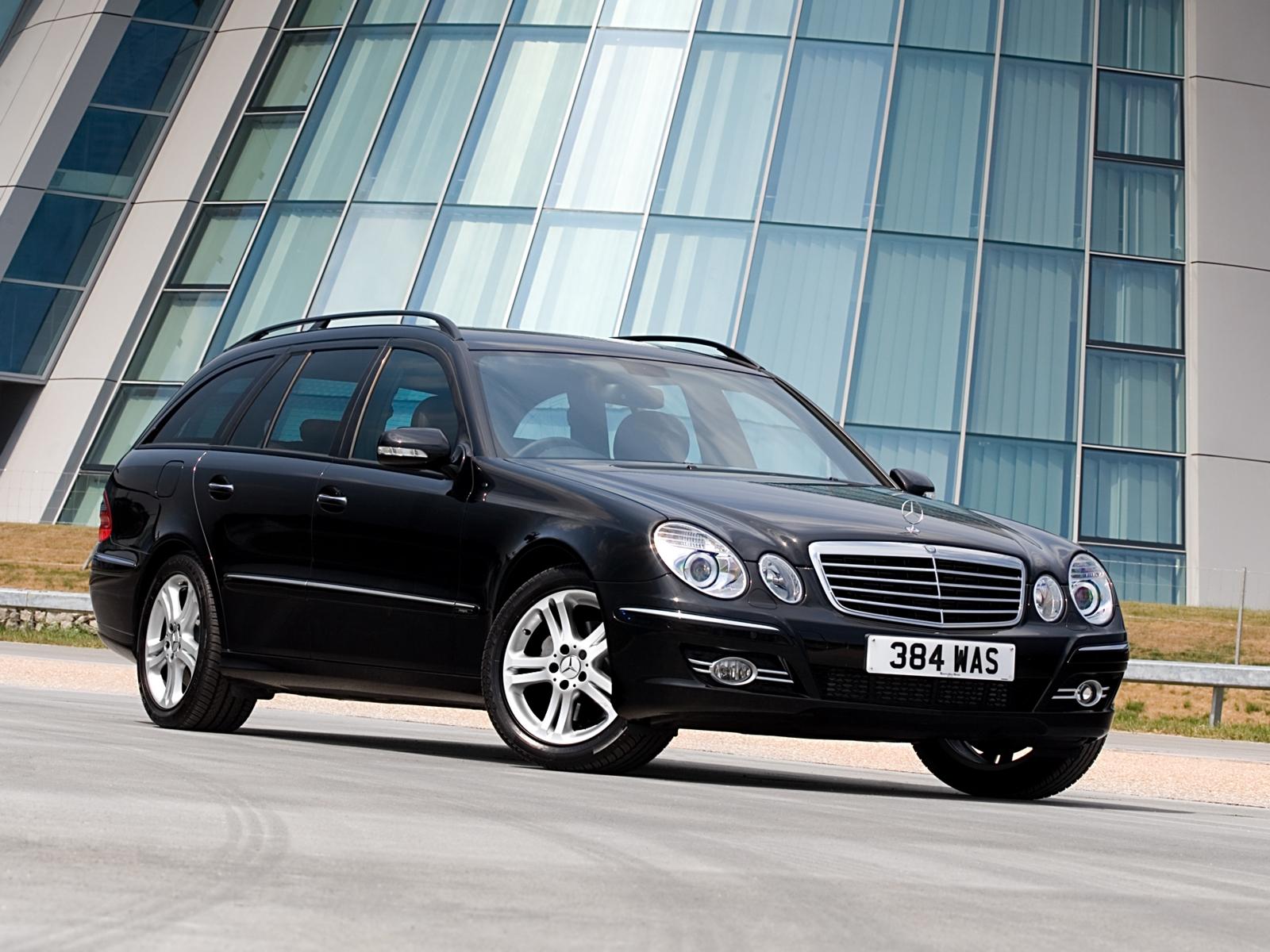 Mercedes e class wagon 2003