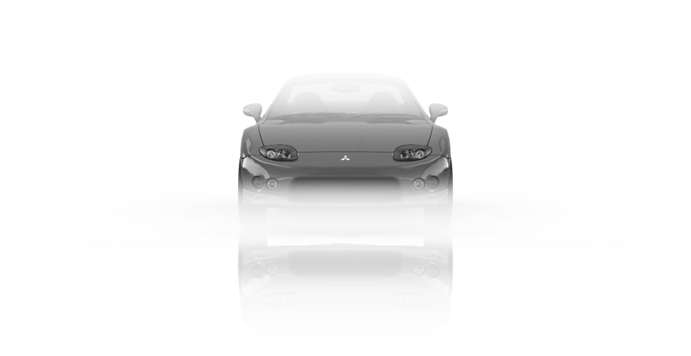 3dtuning Of Mitsubishi Fto Gp Version R Coupe 1998