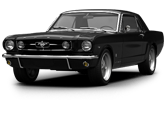 Mustang GT Coupe 1965