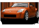 Nissan 350Z (Z33) Coupe 2003