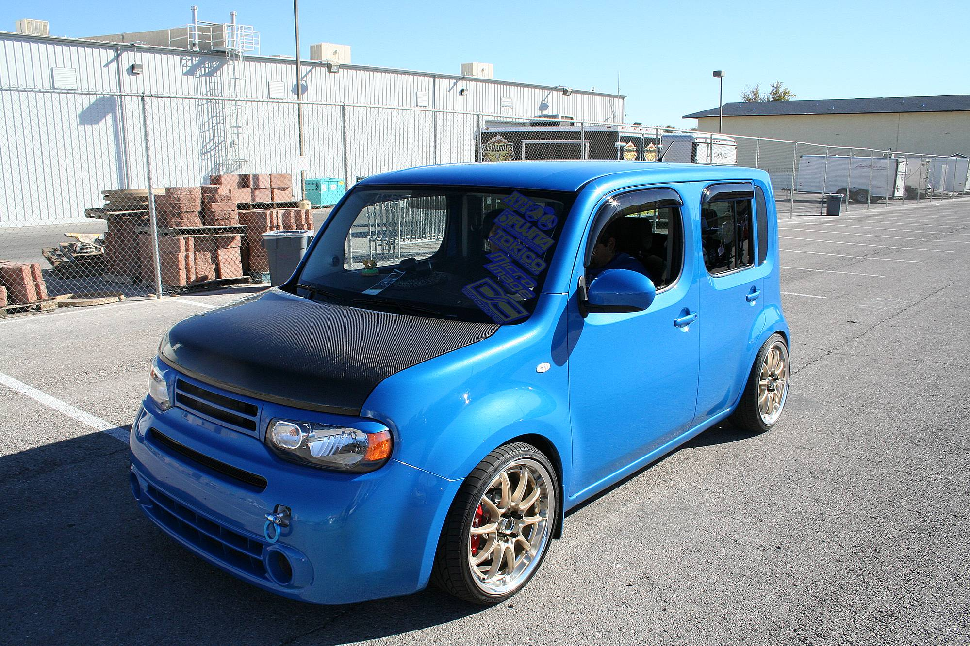 my perfect nissan cube 3dtuning probably the best car. Black Bedroom Furniture Sets. Home Design Ideas