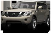 Nissan Patrol SUV 2010