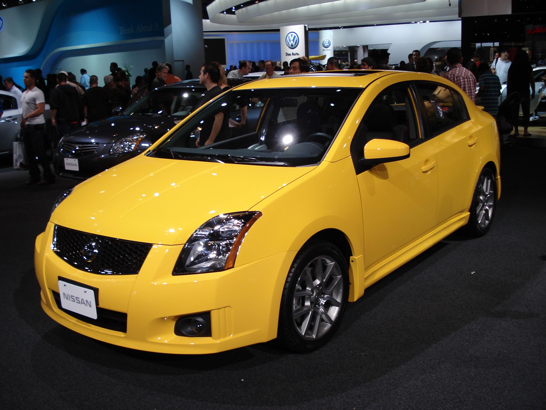 2008 Nissan Sentra Parts