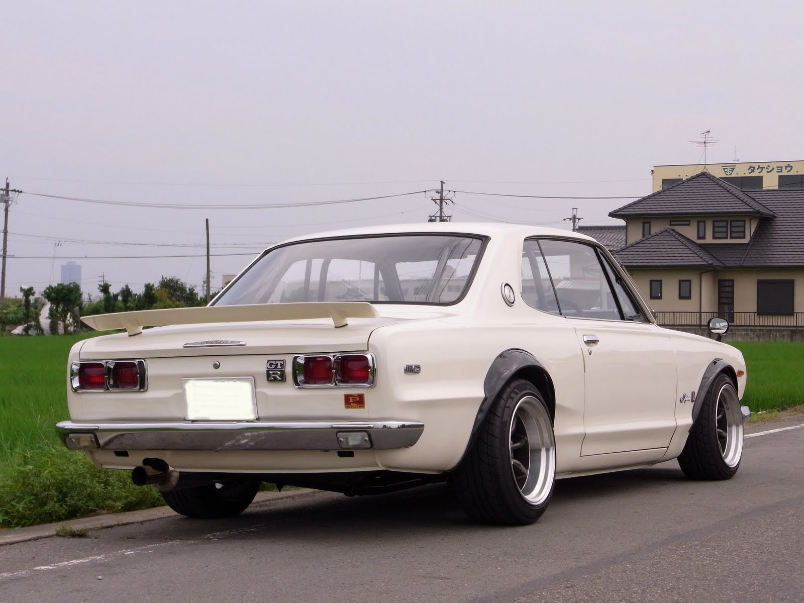 3DTuning of Nissan Skyline GT-R Coupe 1969 3DTuning.com - unique on-line car configurator for ...
