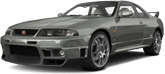 Nissan Skyline GT-R 2 Door Coupe 1995