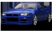 Nissan Skyline GT-R Coupe 2002