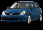 Nissan Versa SL 5 Door Hatchback 2009