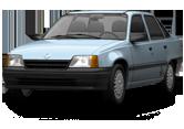 Opel Kadett E Sedan 1984