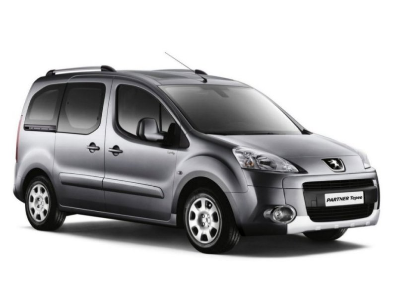 Peugeot Partner Wagon 2008