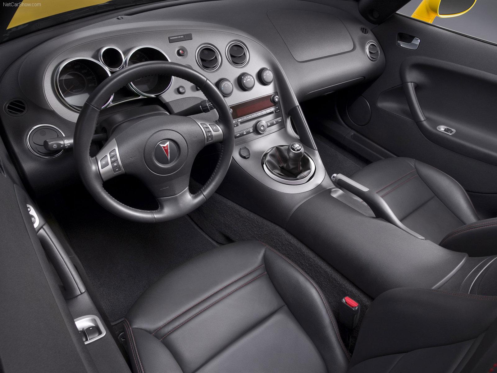 ... Pontiac Solstice GXP Coupe 2009 ...