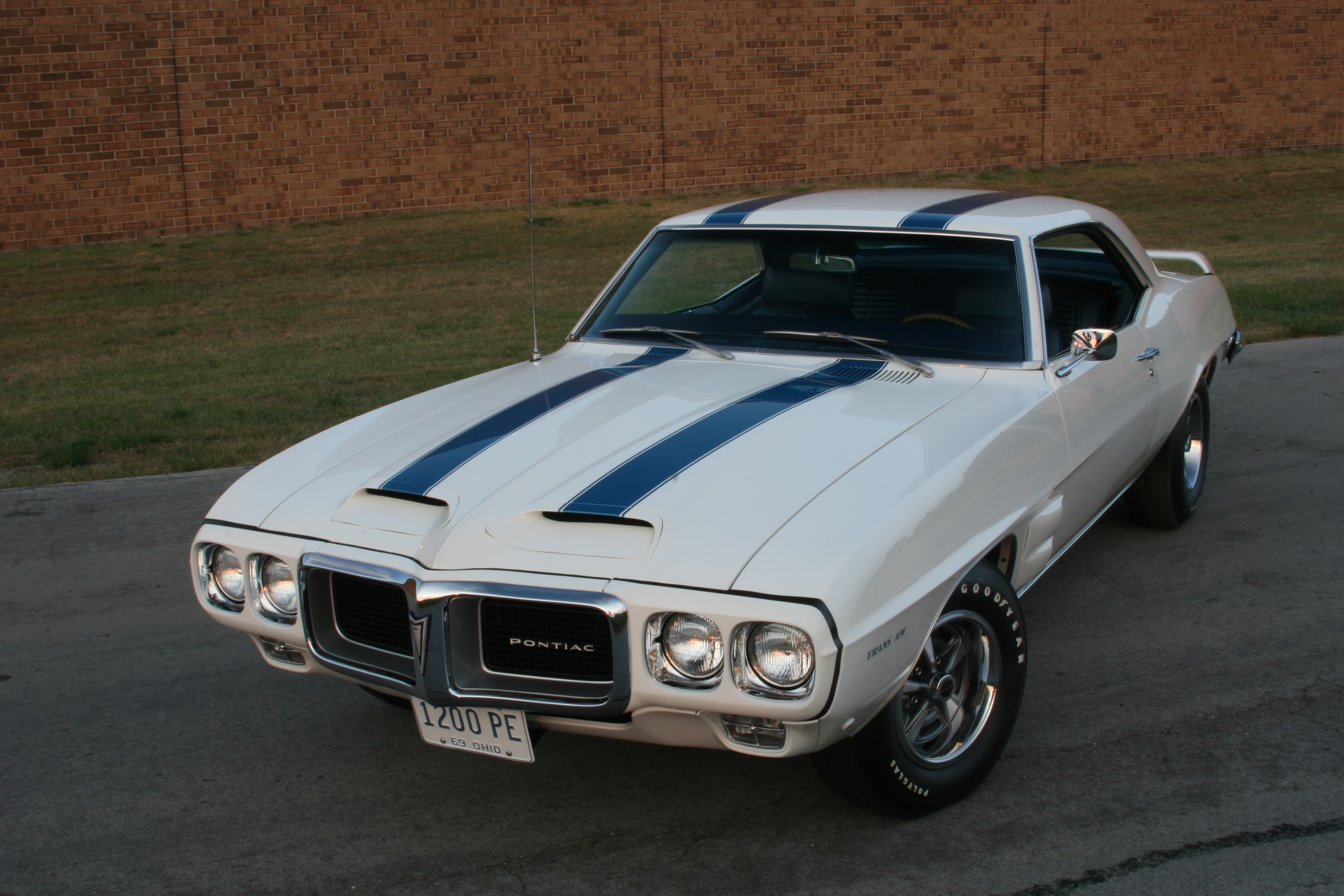 3dtuning Of Pontiac Trans Am Coupe 1969 3dtuning Com