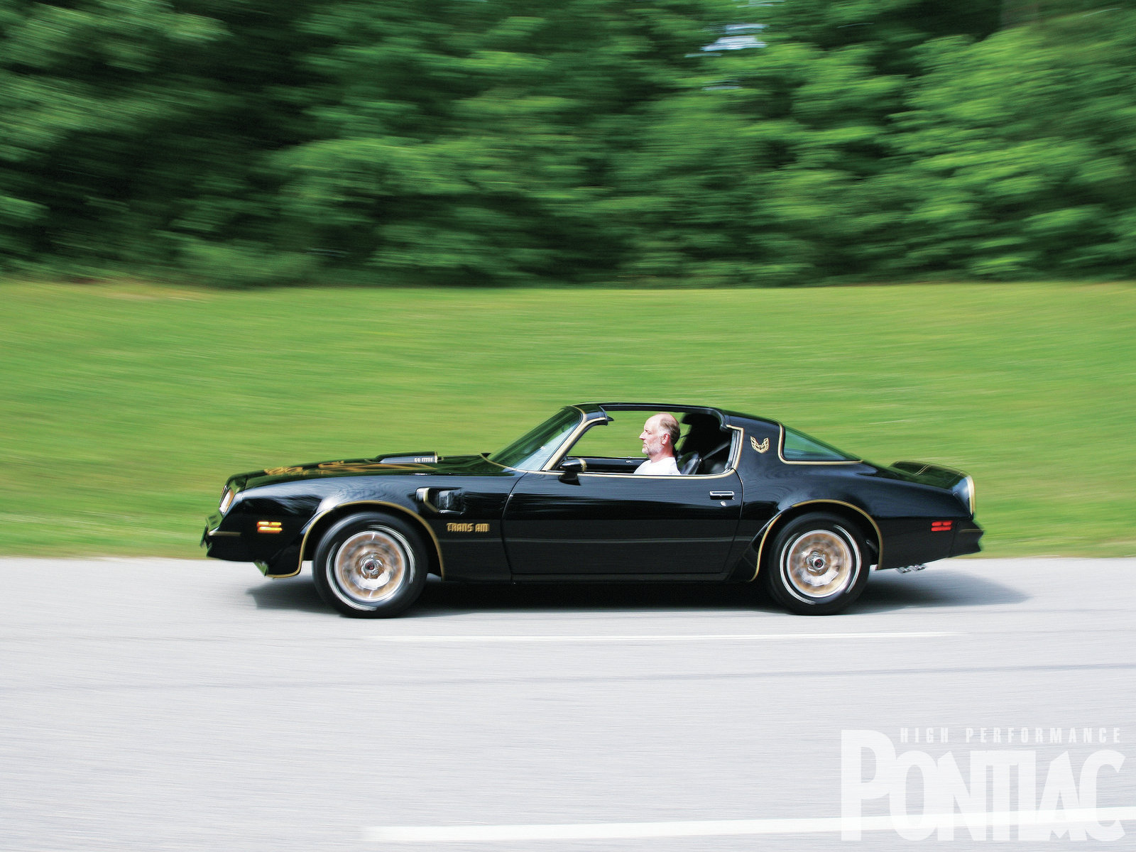 Pontiac Trans Am Coupe 1977