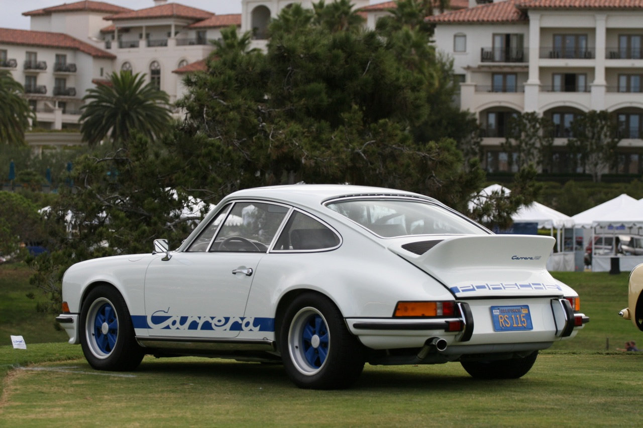 Porsche 911 Carrera RS Coupe 1973