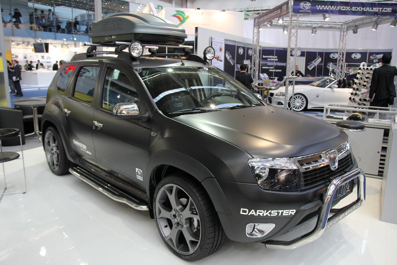 Renault Duster Crossover 2012