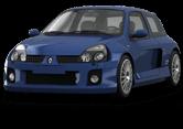 Renault Sport Clio V6 3 Door Hatchback 2003