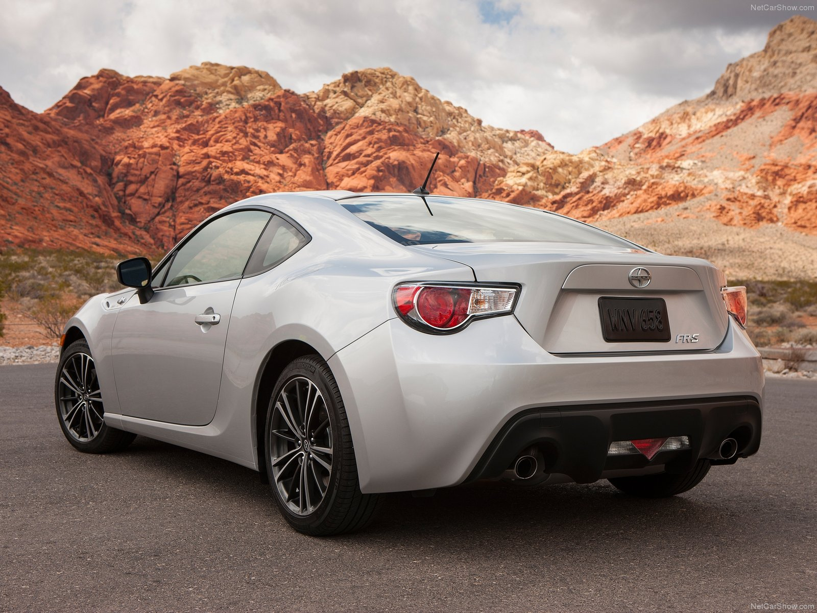 Scion FR-S Coupe 2013