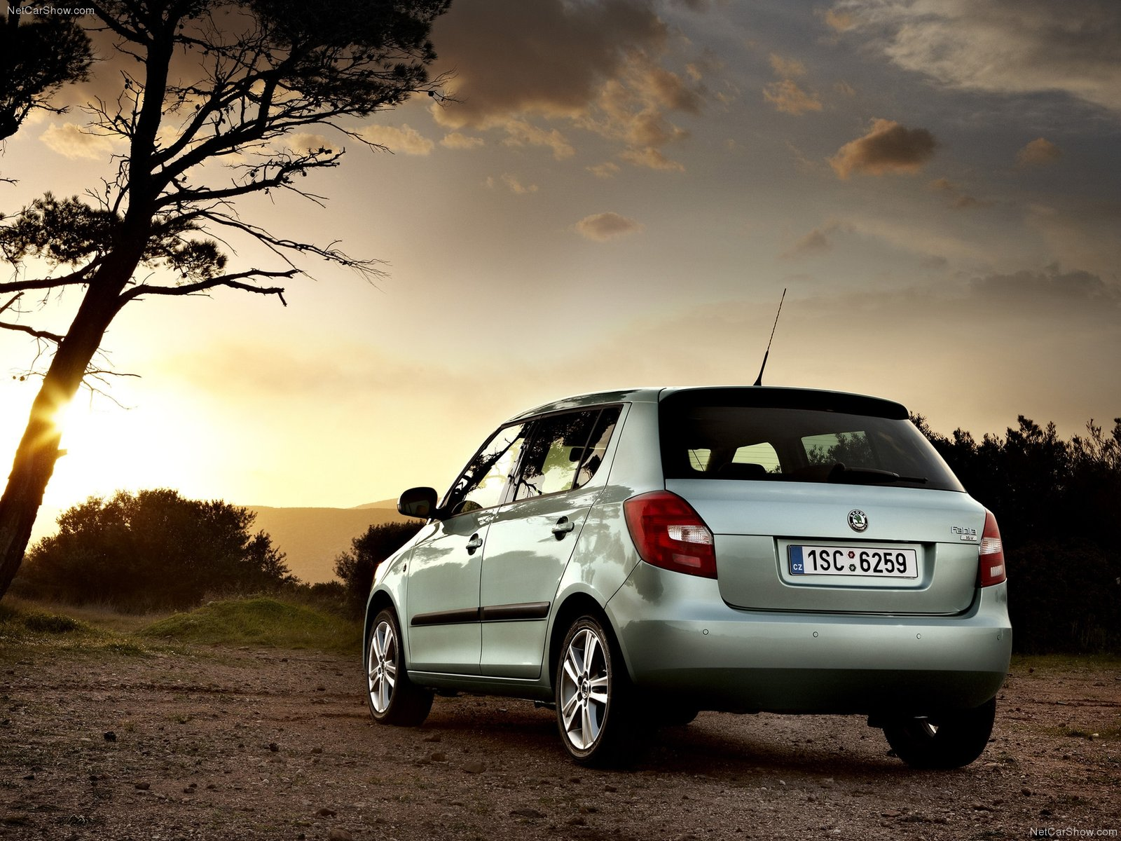 my perfect skoda fabia 3dtuning probably the best car. Black Bedroom Furniture Sets. Home Design Ideas