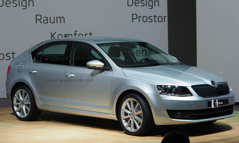 my perfect skoda octavia. 3dtuning - probably the best car configurator!
