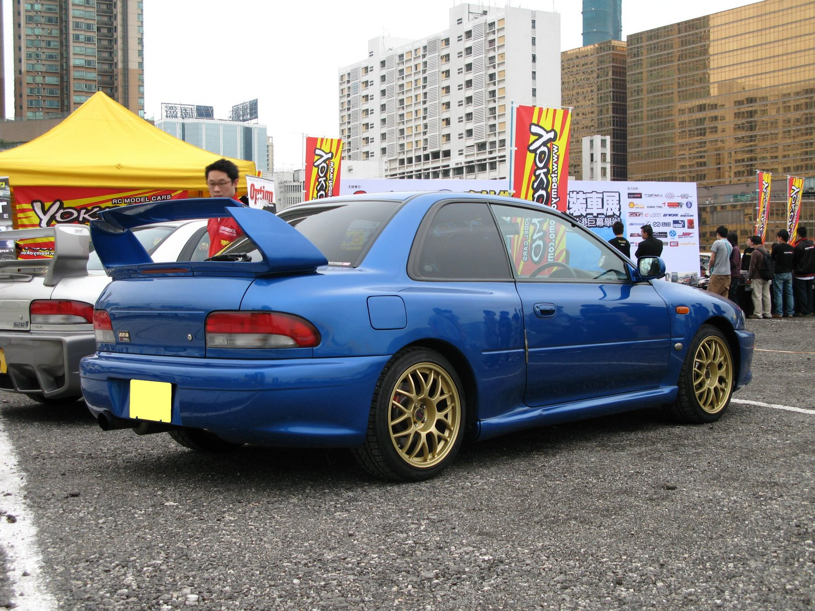 My Perfect Subaru Impreza 22b 3dtuning Probably The