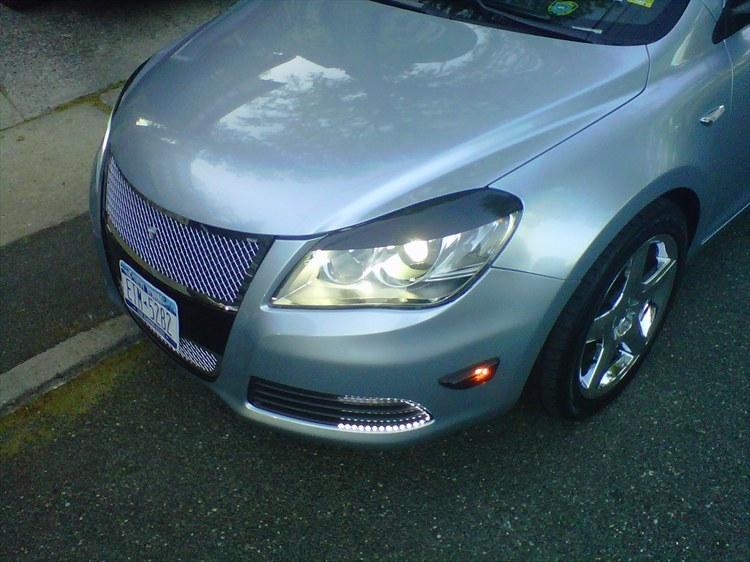 2008 Suzuki Kizashi 3 Concept Car Pictures