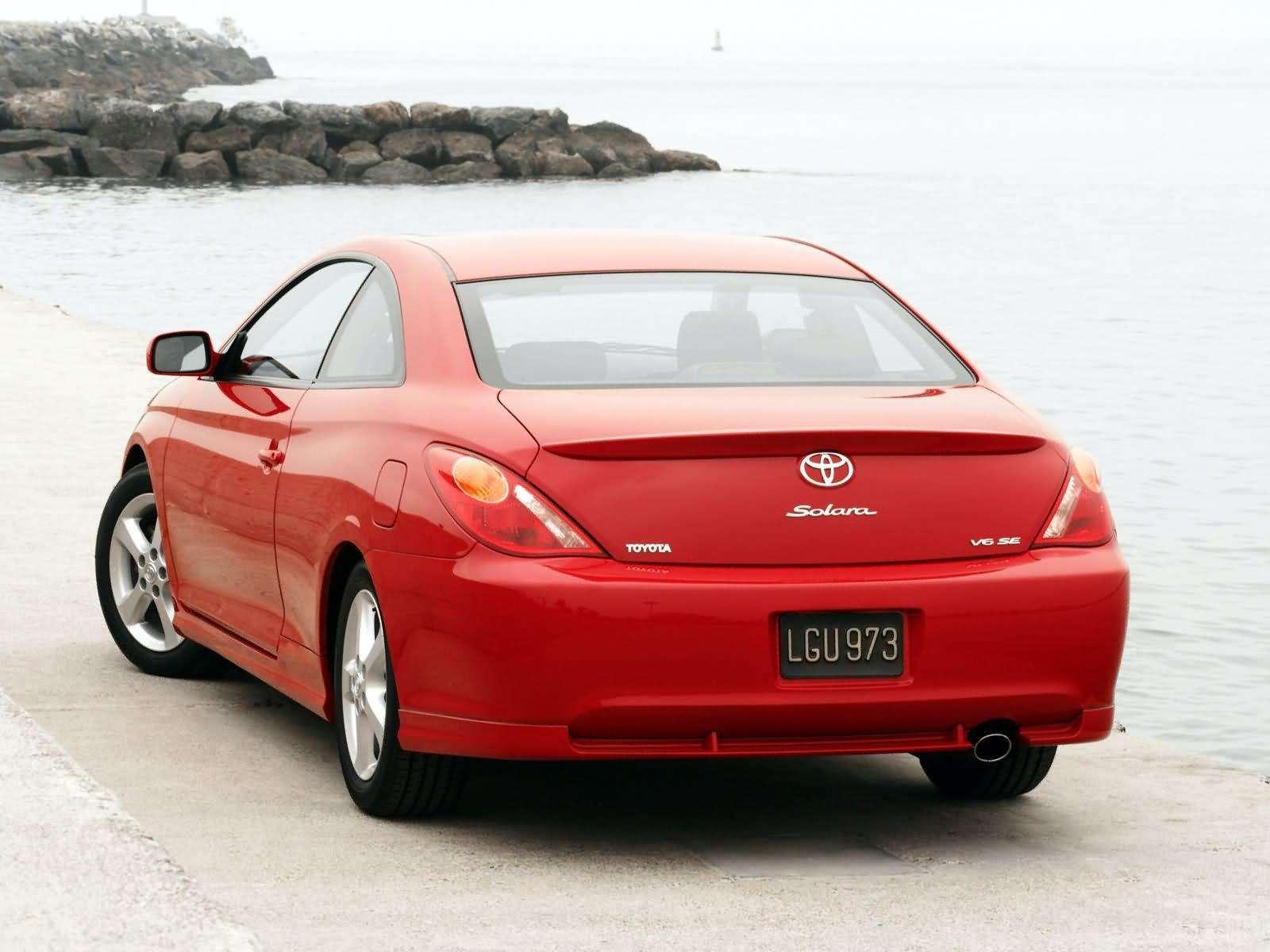 Toyota Camry Solara Coupe 1999